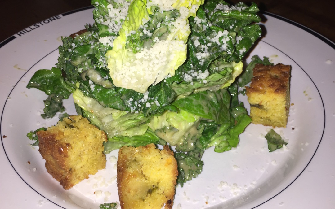 Caesar Salad Revamped