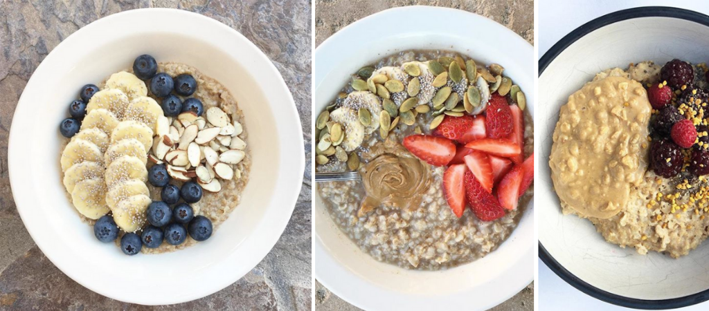 The Formula for Balanced (and Tasty) Oatmeal