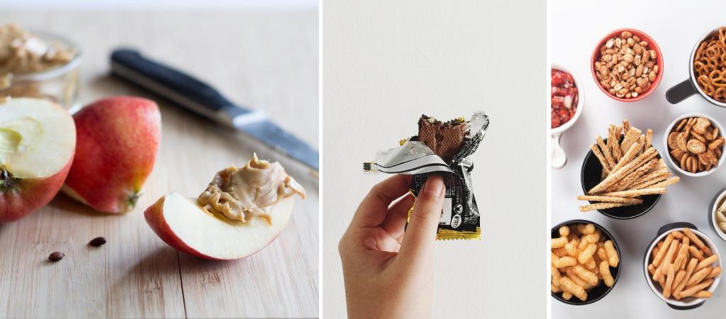 7 Healthy Snack Swaps
